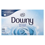 Downy Fabric Softener Sheets, Clean Breeze- 120 ea
