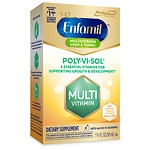 Enfamil Poly-Vi-Sol Supplement Drops, Multivitamin for Infants & Toddlers- 1.66 fl oz