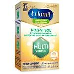 Enfamil Poly-Vi-Sol Supplement Drops, Multivitamin for Infants & Toddlers- 1.66 fl oz