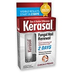Kerasal Nail Fungal Nail Renewal Treatment, 3 month supply- .33 oz