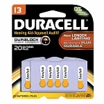 Duracell EasyTab Hearing Aid Batteries, #312
