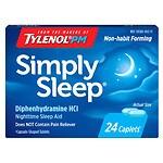 Simply Sleep Nighttime Sleep Aid