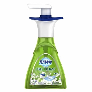 Dawn Direct Dishwashing Foam Pump, Lime Surge
