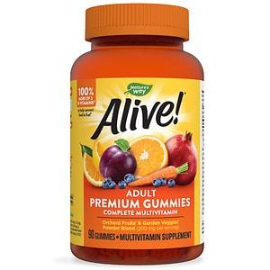 Nature's Way Alive! Adult Multivitamin Gummies- 90 ea