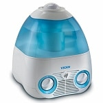 Vicks Starry Night Cool Mist Humidifier, 1 gal- 1 ea