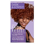 Dark and Lovely Fade-Resistant Rich Conditioning Color Permanent Hair Color, 376 Red Hot Rhythm