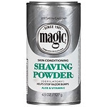 Magic Shave Shaving Powder Depilatory, Skin Conditioning- 4.5 oz