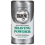 Magic Shave Shaving Powder Depilatory, Skin Conditioning- 4.5 oz