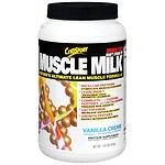 CytoSport Muscle Milk Protein Powder, Vanilla- 1.93 lbs