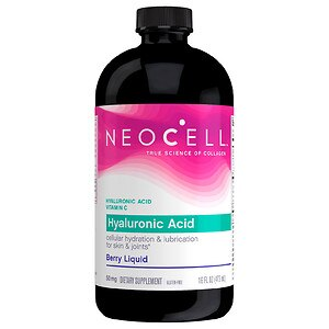 NeoCell Hyaluronic Acid Blueberry Liquid, 16 fl oz