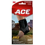 Ace Deluxe Ankle Brace, Model 207736, One Size Adjustable