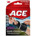 Ace Wrist Support, Model 203966, One Size Adjustable