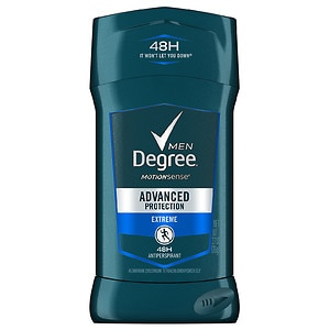 Degree Men Adrenaline Series, Antiperspirant & Deodorant Solid, Extreme- 2.7 oz
