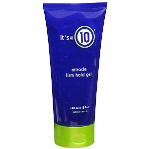 it's a 10 miracle firm hold gel- 5 fl oz