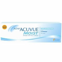 1-Day Acuvue Moist For Astigmatism 30 Pk Contact Lens
