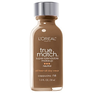 L'Oreal Paris True Match Makeup, Cappuccino