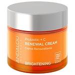 Andalou Naturals Probiotic + C Renewal Cream- 1.7 oz