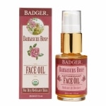 Badger Face Oil, Damascus Rose- 1 fl oz