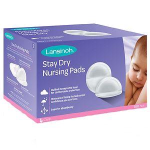 Lansinoh Disposable Nursing Pads- 100 ea