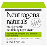 Neutrogena Naturals Nourishing Night Cream