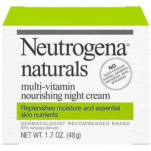 Neutrogena Naturals Nourishing Night Cream- 1.7 oz