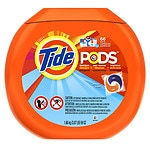 Tide PODS Detergent, Ocean Mist, 66 Loads