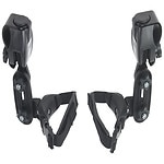Wenzelite Rehab Thigh Prompts for Trekker Gait Trainer, Large- 1 ea