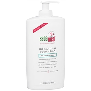 Sebamed Moisturizing Body Lotion for Sensitive Skin