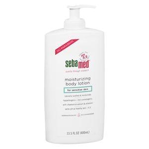 Sebamed Moisturizing Body Lotion for Sensitive Skin, 13.5 fl oz