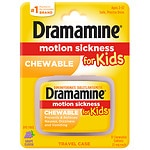 Dramamine Motion Sickness Relief for Kids, Grape
