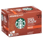 Starbucks K-Cups, Pike Place Roast, 10 pk- .44 oz