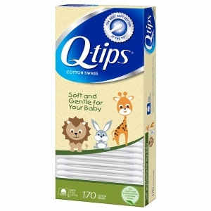 Q-tips Cotton Swabs, Baby- 170 ea
