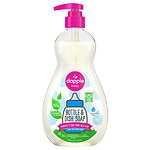 dapple Baby Bottle & Dish Liquid, Fragrance Free