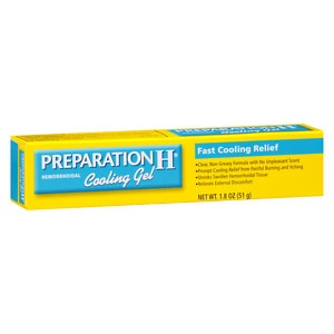 Preparation H Hemorrhoidal Cooling Gel- 1.8 oz