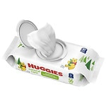 Huggies Natural Care Baby Wipes, Soft Pack, Fragrance Free- 56 ea