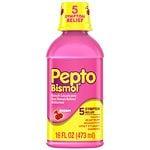 Pepto-Bismol Liquid, Cherry- 16 fl oz