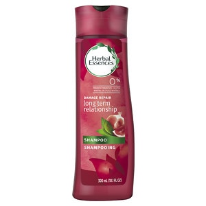 Herbal Essences Long Term Relationship Shampoo for Long Hair, Juicy Pomegranate, 10.1 oz
