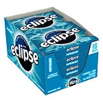 Eclipse Sugar Free Gum, Peppermint, 8 pk- 18 ea