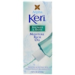 Alpha Keri Shower and Bath Moisture Rich Oil- 16 fl oz