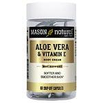Mason Natural Aloe Vera & Vitamin E, Snip-Capsules
