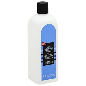 Studio 35 Beauty Nail Polish Remover 100% Acetone- 16 fl oz