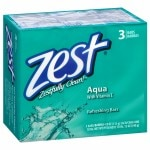 Zest Bath Bars, Aqua
