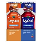 Vicks Combo Packs DayQuil & NyQuil Cold & Flu Relief Combo Pack