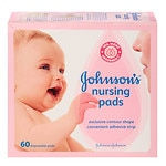 Johnson's Nursing Pads- 60 ea