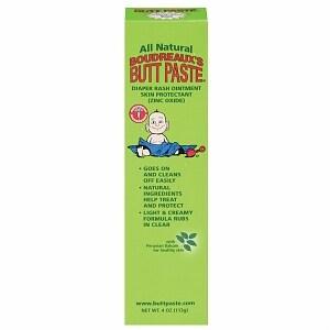 Boudreaux's Buttpaste, All Natural- 4 oz