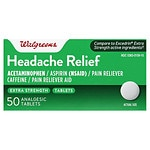 Walgreens Extra Strength Headache Relief Analgesic Tablets