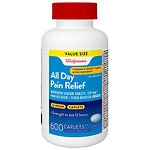Walgreens All Day Pain Relief 220Mg Caplets- 600 ea