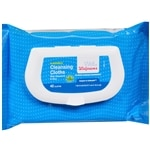 Walgreens Flushable Wipe Soft Pack Blue