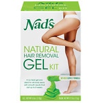 Nad's Gel Kit with Moisture+ Body Balm- 6 oz