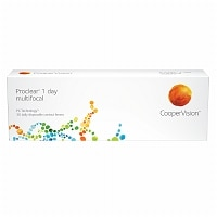 Proclear Multifocal 1 Day 30 Pack Contact Lens